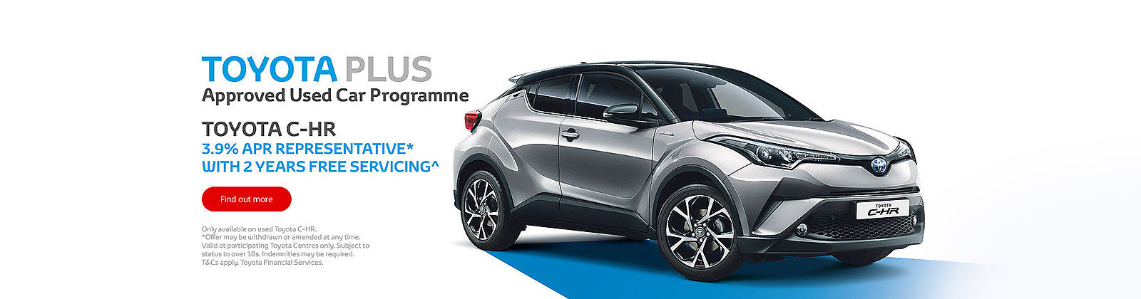 TOYOTA PLUS. MORE ASSURANCE. MORE ENJOYMENT. APPROVED. TOYOTA PLUS is the used car programme that selects, checks and guarantees the best used cars, giving you complete peace of mind.